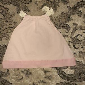 Beba Bean Linen Dress